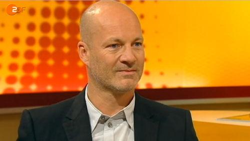 Bild von Dr. Thomas Grau im ZDF Interview