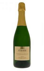 1 Flasche Chardonnay brut, handgerüttelt