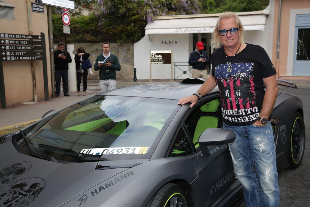 HAMANN Lamborghini Limited fuer Robert Geiss