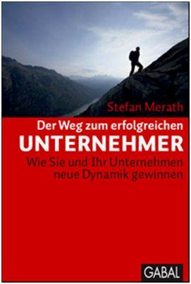 Buchcover von Stefan Merath