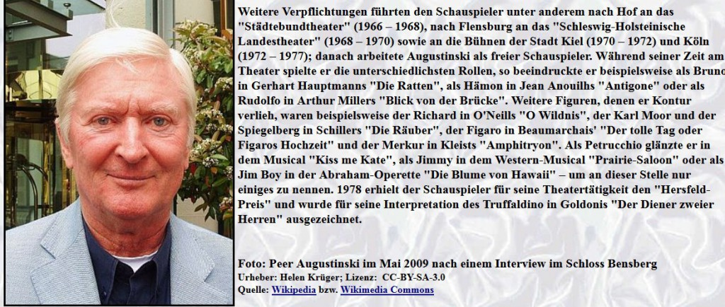 Peer Augustinski Helen Krüger Wikipedia
