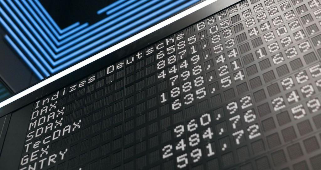 Börse Frankfurt Kurse Anzeigentafel