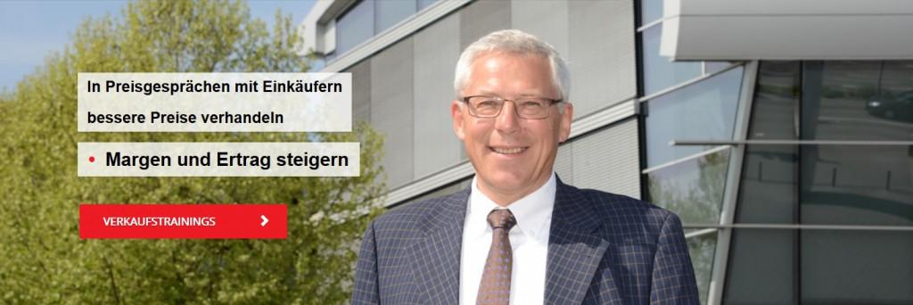 Horst Bayer Vertriebstraining Verhandlungen Einkaeufer