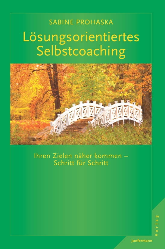 sabine prohaska Cover Buch Selbstcoaching