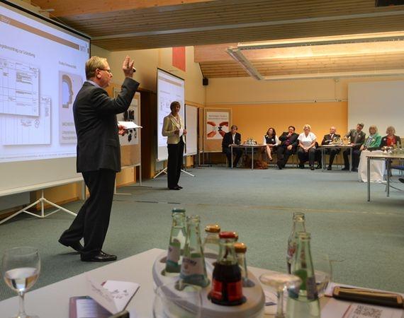 Hans Peter Machwuerth consultant mittelstand
