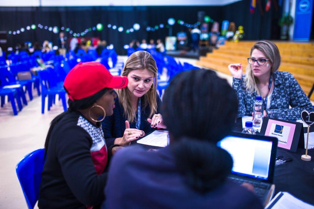 Dell Computer Women Summit Gruppenbild_2016