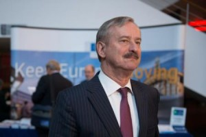 Vice-President of the EC Siim Kallas