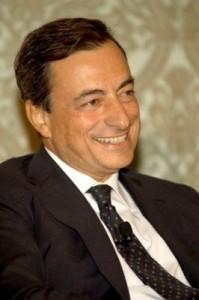 Mario Draghi EZB Präsident