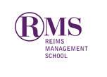 Logo der Reims Management School