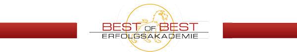 Logo der Best of Best Erfolgsakademie