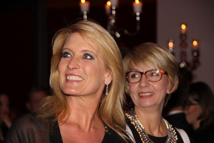 Claudia Kleinert und Martina Eßer vom WDR