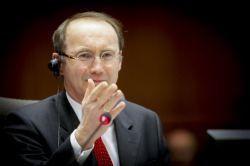 Bild des EU-Vizepräsidenten Othmar Karas