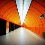 U-Bahn Station, München Marienplatz