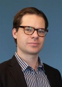 Portrait von Professor Andre Spicer