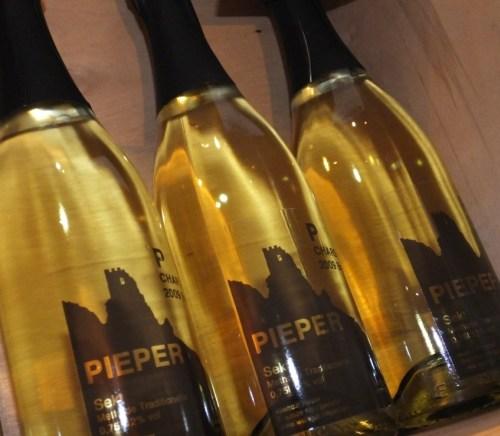 Weingut Pieper Sekt Vinothek